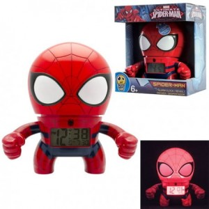 Budzik Spiderman Marvel