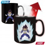 Magiczny kubek Dragon Ball - DBZ/Vegeta