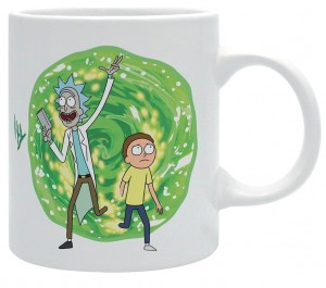 Kubek Rick & Morty - Portal