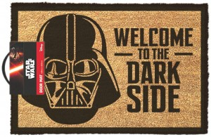 Wycieraczka Star Wars - welcome to the dark side